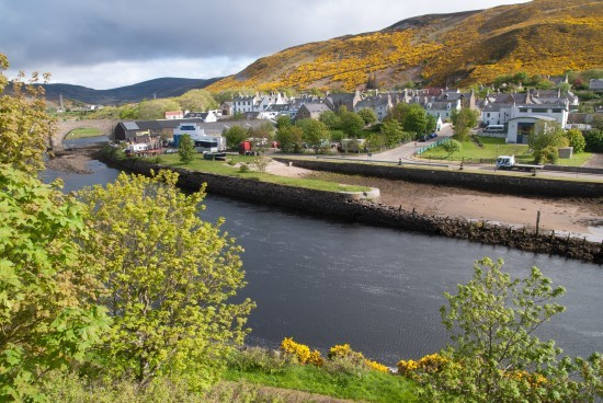01. Helmsdale and the River Helmsdale