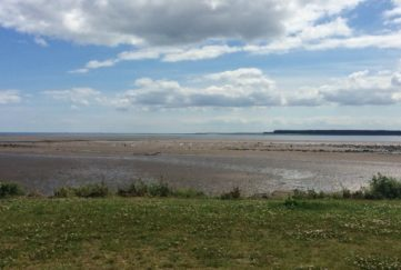 Broughty Ferry beach.