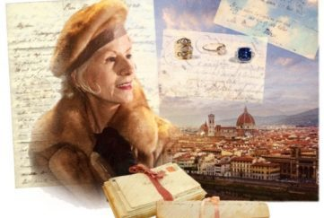 """Just one of our seven stories, """"The Italian Friend"""" is by Ginny Swart."""