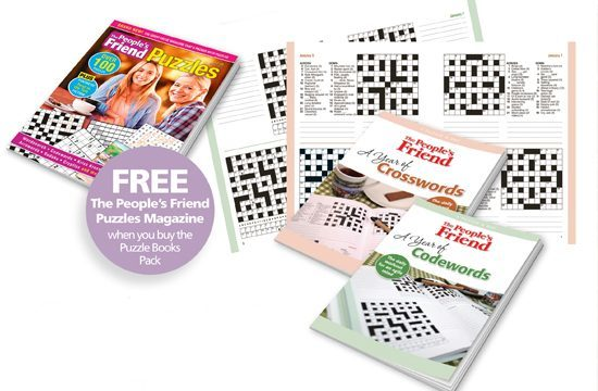 Puzzles Mags