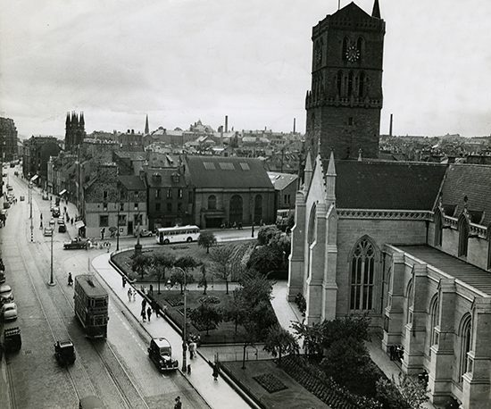 H261 1956-07-25 City Churches and Nethergate (C)DCT