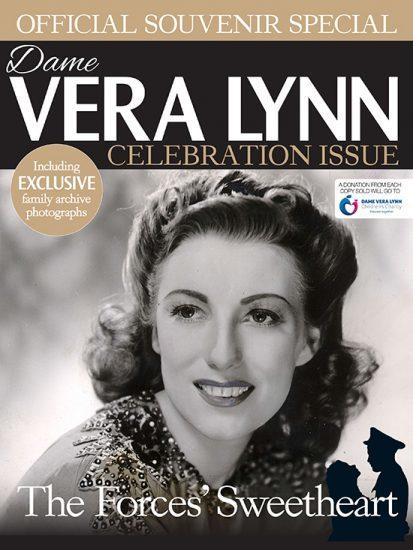 Dame Vera Lynn Cover final