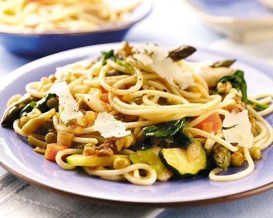 Spaghetti with Italian sauce_sml
