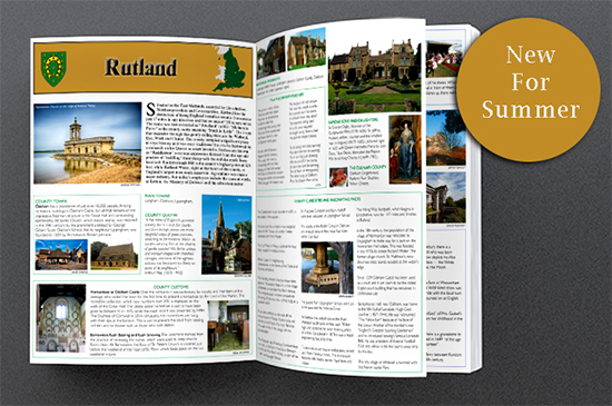 Traditional Counties of England Pages