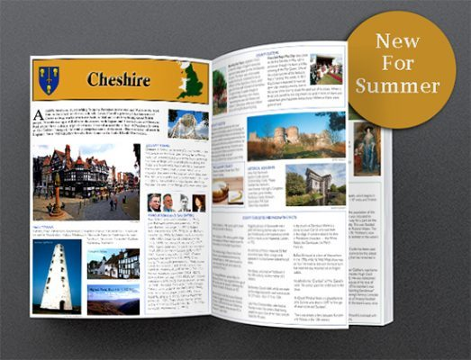 Traditional Counties of England Pages 2