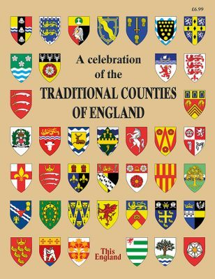 Traditional Counties of England Cover