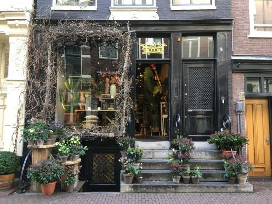 Amsterdam florist