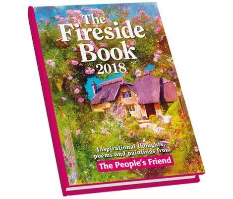 Fireside Book 2018 cover