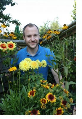 Kris collins garden solutions