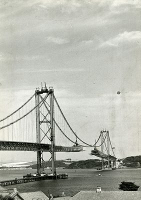 Forth Road Bridge H217 1963-08-30 Forth Road Bridge (C) DCT