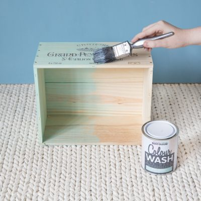 craft crate paint