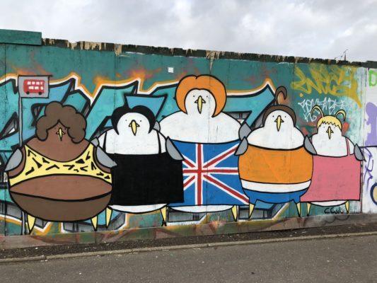 Spice Gulls!