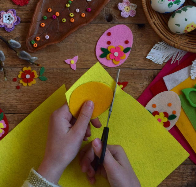 5 Of The Best Easter Craft Ideas The People S Friend