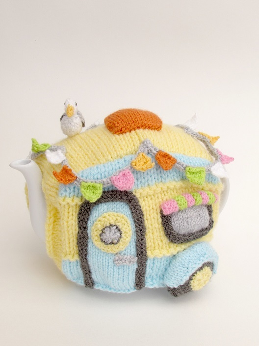 A Tea Cosy Knit Along The Peoples Friend