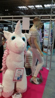 knitted unicorn
