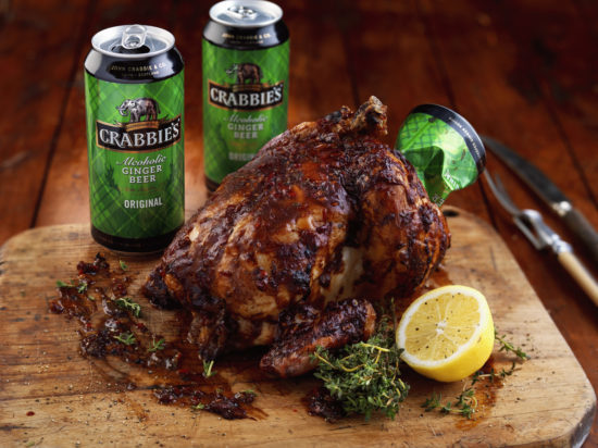 ginger beer can chicken
