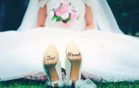 happy the bride