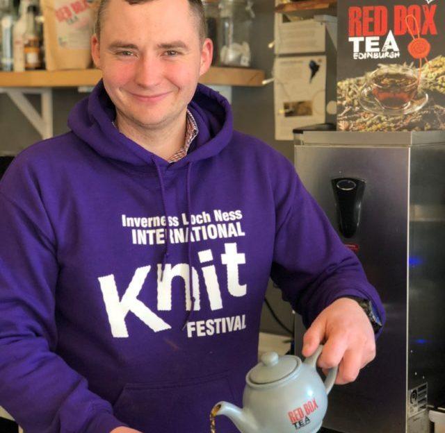 knitting festival loch ness