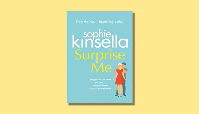 Surprise me -sophie kinsella