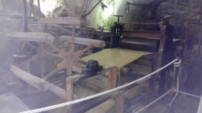 paper making itlay