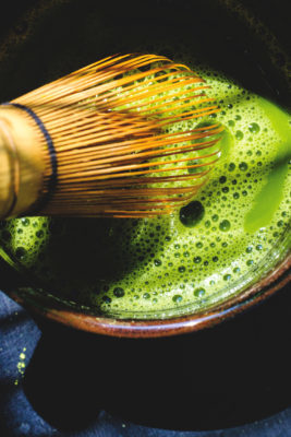 Matcha tea side effects
