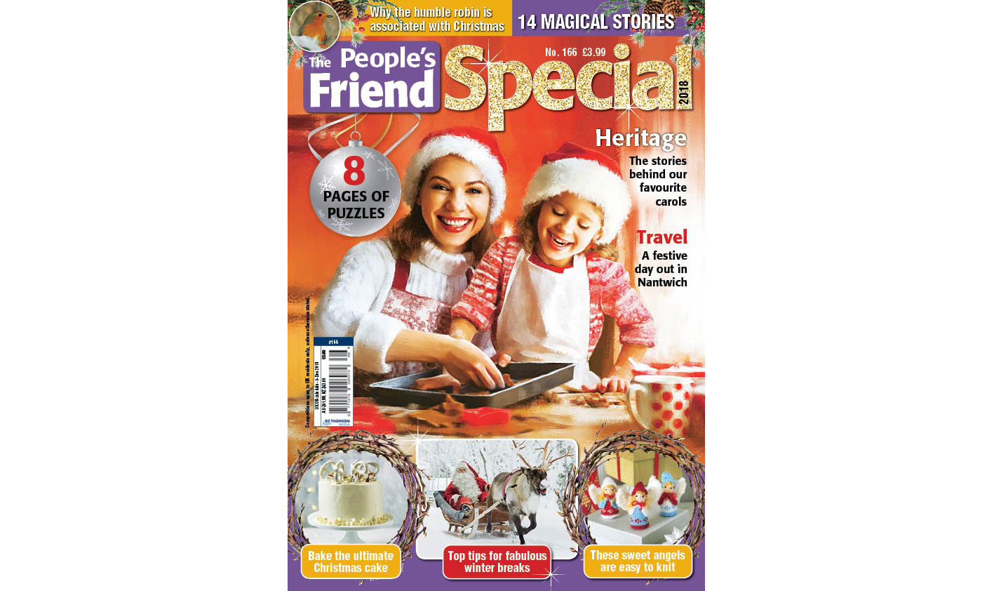 """A Special Christmas With the """"Friend"""""""