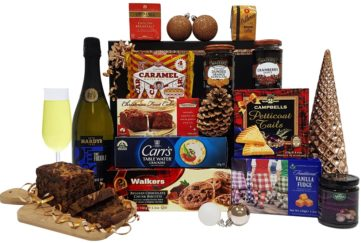 overseas scottish gift hamper