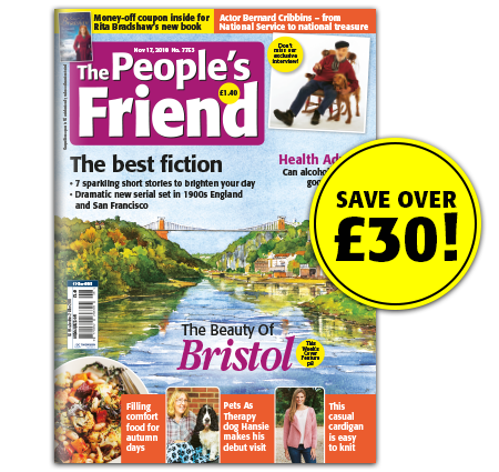 Pets As Therapy Subscription Offer - The People's Friend