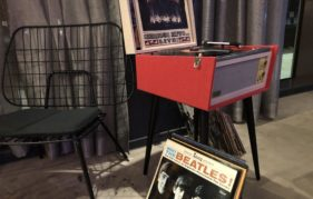 Writing Prompt Story Starter: Record Player