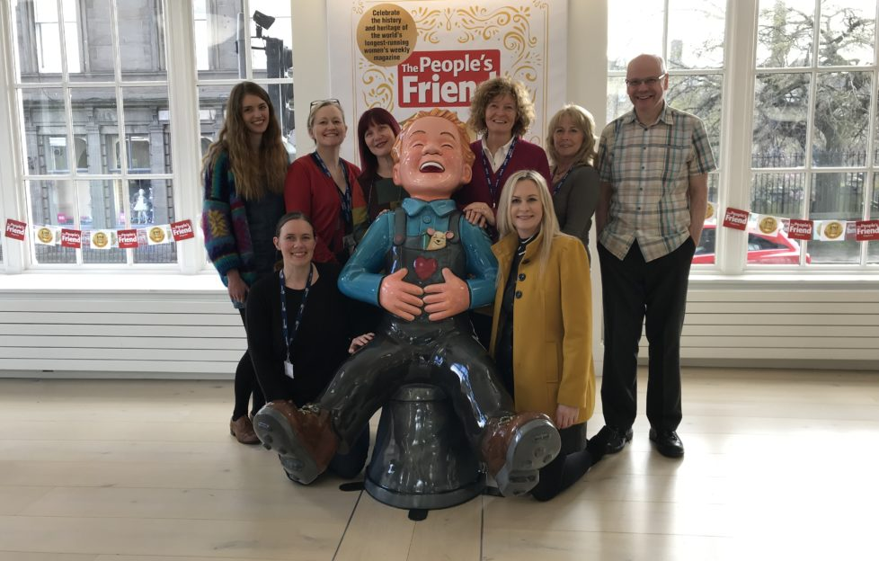 Oor Wullie's Big Bucket Trail