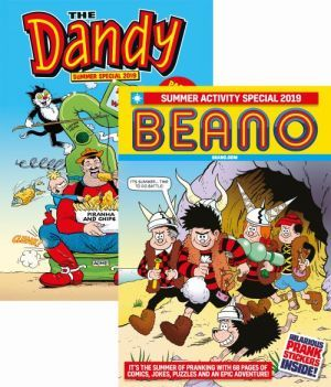 """Beano"" And ""Dandy"" Summer Special"