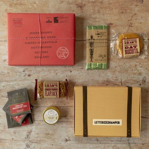 Yorkshire Letter Box Hamper