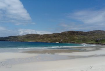 Scottish beaches