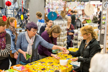 knitting & stitching show