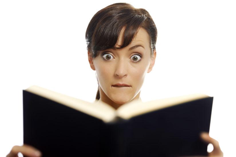 Friday 13th: Books To Keep You Awake All Night!