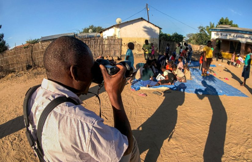 taking pictures, changing lives